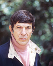 This is an image of 283176 Leonard Nimoy Photograph & Poster