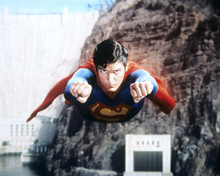 This is an image of 283178 Superman Photograph & Poster