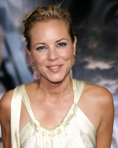 This is an image of 270149 Maria Bello Photograph & Poster
