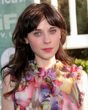 f2379041546 This is an image of 270265 Zooey Deschanel Photograph   Poster