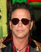 This is an image of 270515 Mickey Rourke Photograph & Poster