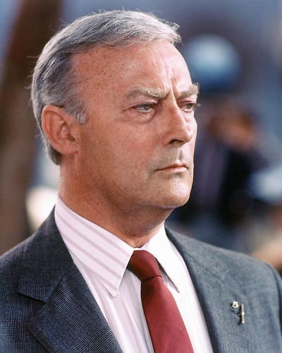 This is an image of 233107 Edward Woodward Photograph & Poster