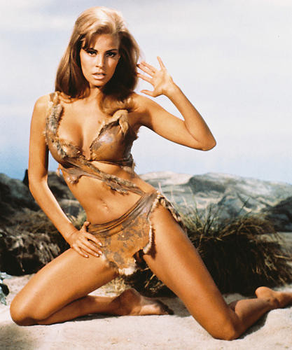 This is an image of 214209 Raquel Welch Photograph & Poster