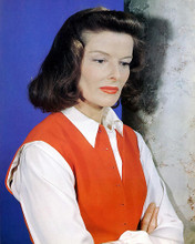 This is an image of 221856 Katharine Hepburn Photograph & Poster