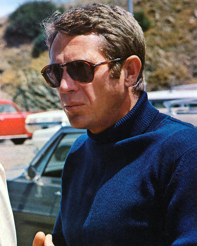 This is an image of 233009 Steve McQueen Photograph & Poster