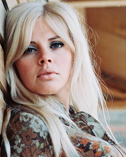 This is an image of 235893 Britt Ekland Photograph & Poster