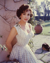 This is an image of 232750 Gina Lollobrigida Photograph & Poster