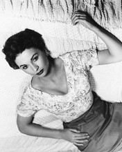 This is an image of 171824 Jean Simmons Photograph & Poster