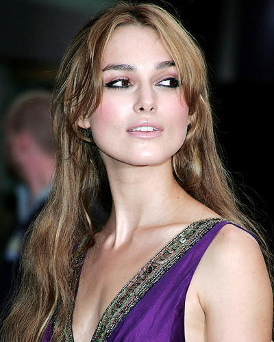 This is an image of 269138 Keira Knightley Photograph & Poster