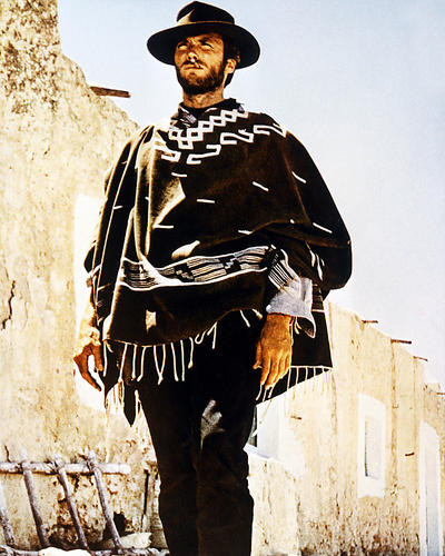 This is an image of 259975 Clint Eastwood Photograph & Poster