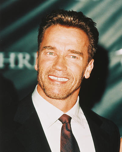 This is an image of 245300 Arnold Schwarzenegger Photograph & Poster