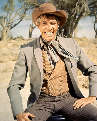This is an image of 230961 James Coburn Photograph & Poster