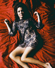 This is an image of 213672 Diana Rigg Photograph & Poster