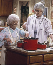 This is an image of 269100 The Golden Girls Photograph & Poster