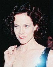 This is an image of 241053 Sigourney Weaver Photograph & Poster