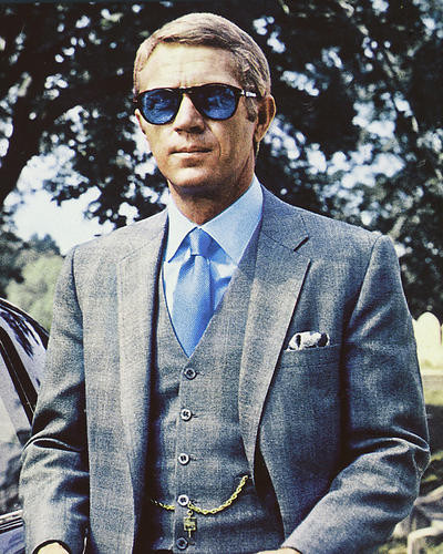This is an image of 265055 Steve McQueen Photograph & Poster