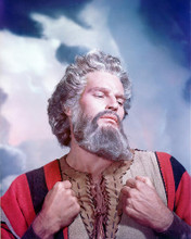 This is an image of 226386 Charlton Heston Photograph & Poster