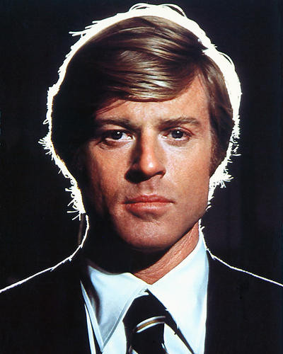 This is an image of 220174 Robert Redford Photograph & Poster