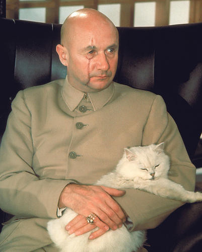 This is an image of 269178 Donald Pleasence Photograph & Poster