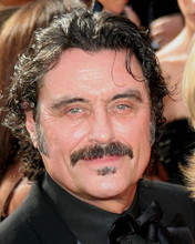 This is an image of 270435 Ian McShane Photograph & Poster