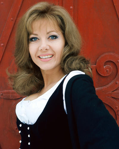 This is an image of 213931 Ingrid Pitt Photograph & Poster