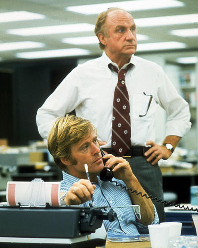 This is an image of 256914 All the President's Men Photograph & Poster