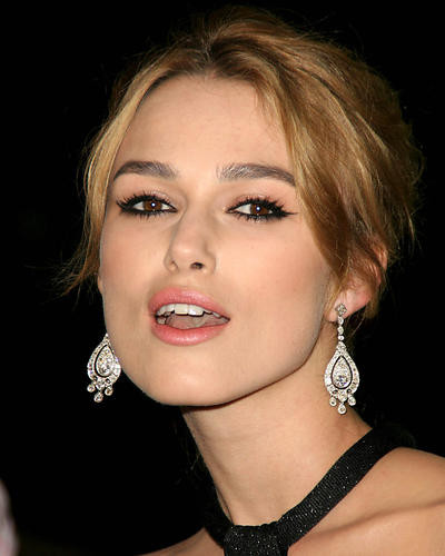 This is an image of 270391 Keira Knightley Photograph & Poster