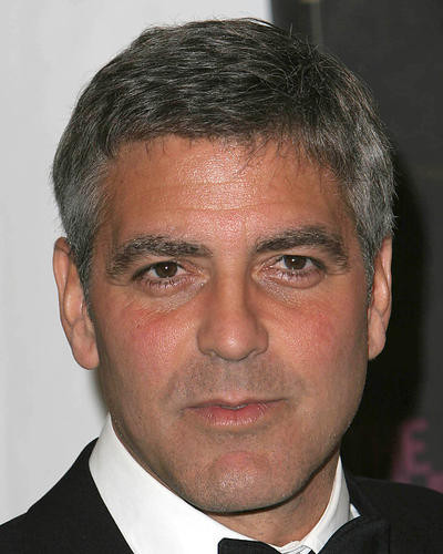 This is an image of 270228 George Clooney Photograph & Poster
