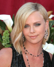 This is an image of 270549 Charlize Theron Photograph & Poster