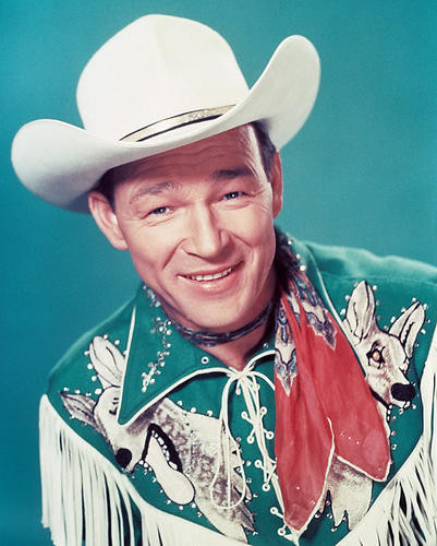 This is an image of 235164 Roy Rogers Photograph & Poster