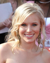 This is an image of 270148 Kristen Bell Photograph & Poster