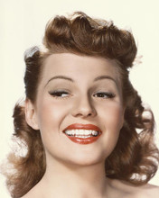 This is an image of 263654 Rita Hayworth Photograph & Poster