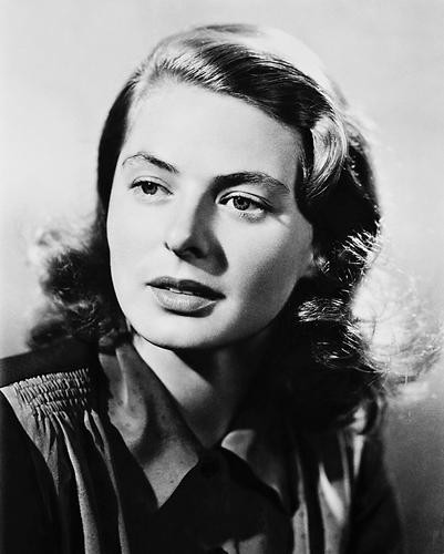 This is an image of 169168 Ingrid Bergman Photograph & Poster