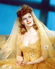 This is an image of 232488 Rita Hayworth Photograph & Poster