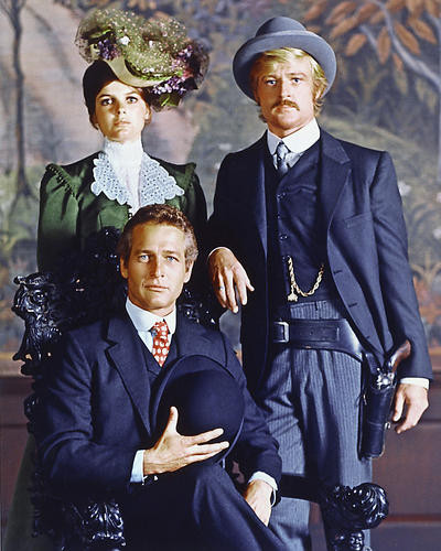 This is an image of 232855 Butch Cassidy and the Sundance Kid Photograph & Poster