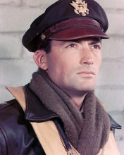 This is an image of 233036 Gregory Peck Photograph & Poster