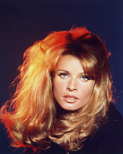 This is an image of 224351 Senta Berger Photograph & Poster