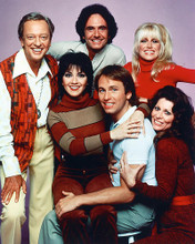 This is an image of 233762 Three's Company Photograph & Poster
