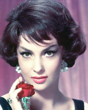 This is an image of 227454 Gina Lollobrigida Photograph & Poster