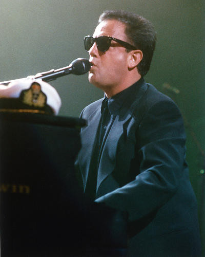 This is an image of 233651 Billy Joel Photograph & Poster