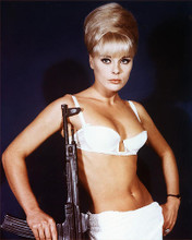 This is an image of 232778 Elke Sommer Photograph & Poster