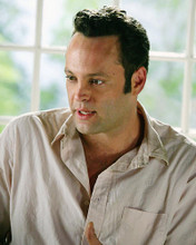 This is an image of 283909 Vince Vaughn Photograph & Poster