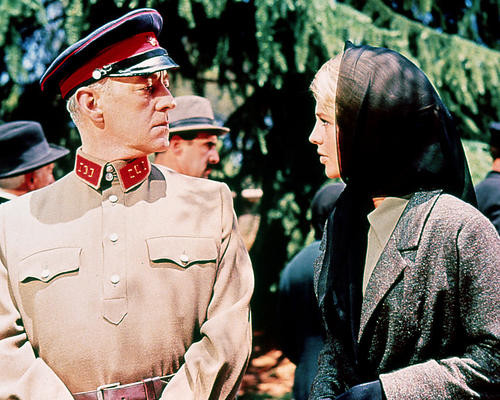 This is an image of 284031 Doctor Zhivago Photograph & Poster