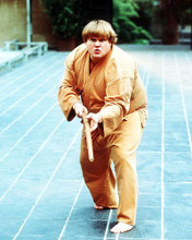 This is an image of 284040 Chris Farley Photograph & Poster