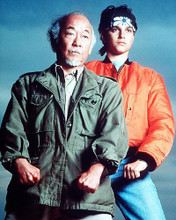 This is an image of 284056 The Karate Kid Photograph & Poster