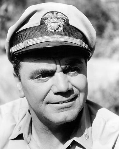 This is an image of 194084 Ernest Borgnine Photograph & Poster