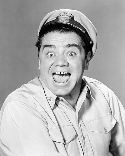 This is an image of 194086 Ernest Borgnine Photograph & Poster
