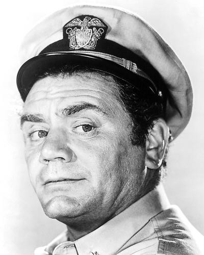 This is an image of 194091 Ernest Borgnine Photograph & Poster