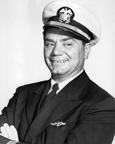 This is an image of 194092 Ernest Borgnine Photograph & Poster