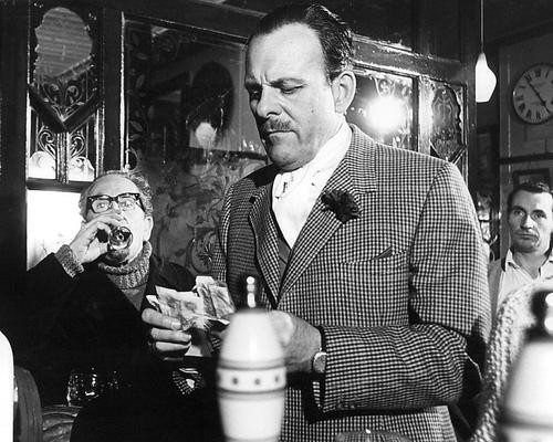 This is an image of 194098 Terry-Thomas Photograph & Poster